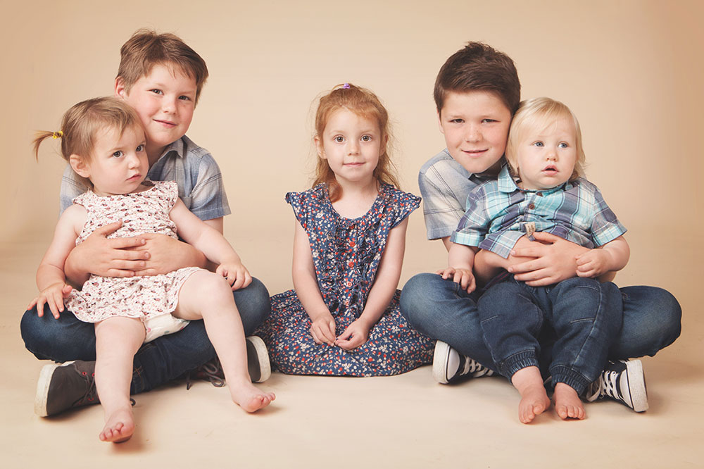 Family Photography in Cornwall