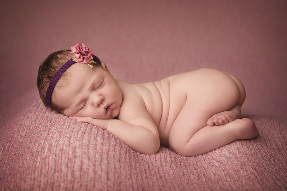 Cornwall Newborn Baby Photography