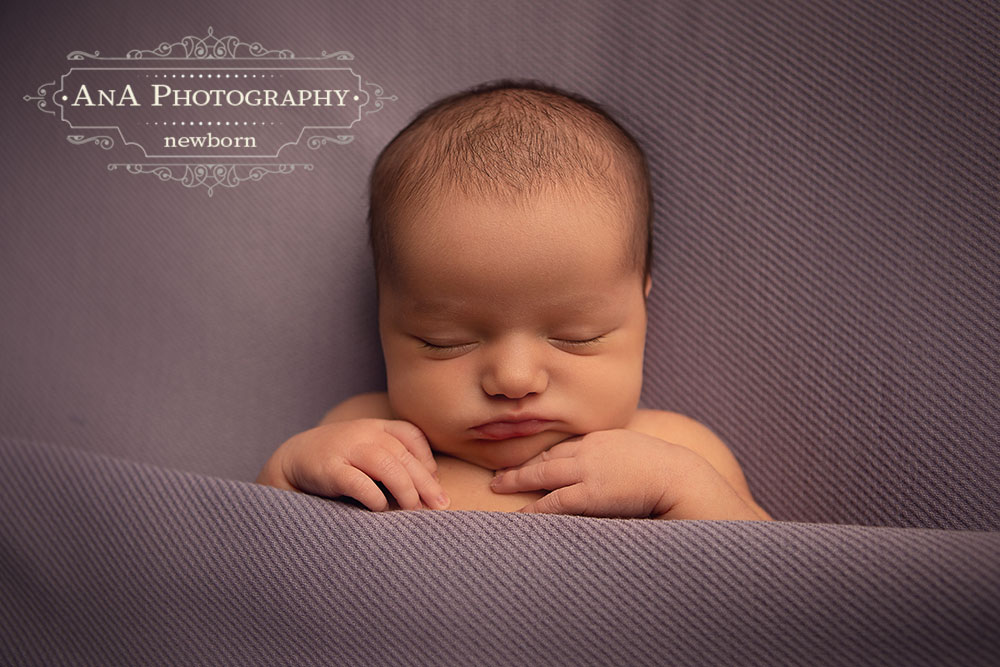 Wadebridge Newborn Baby Photography