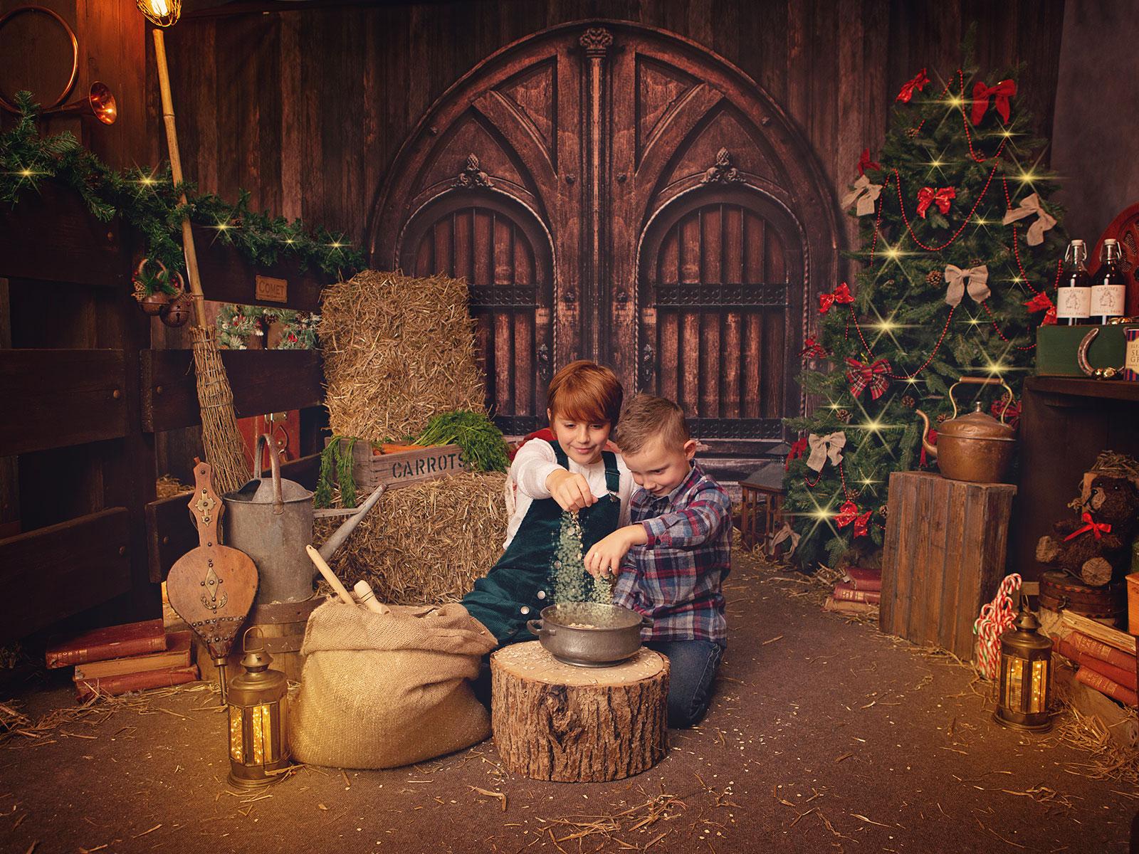 Christmas Photos in Cornwall